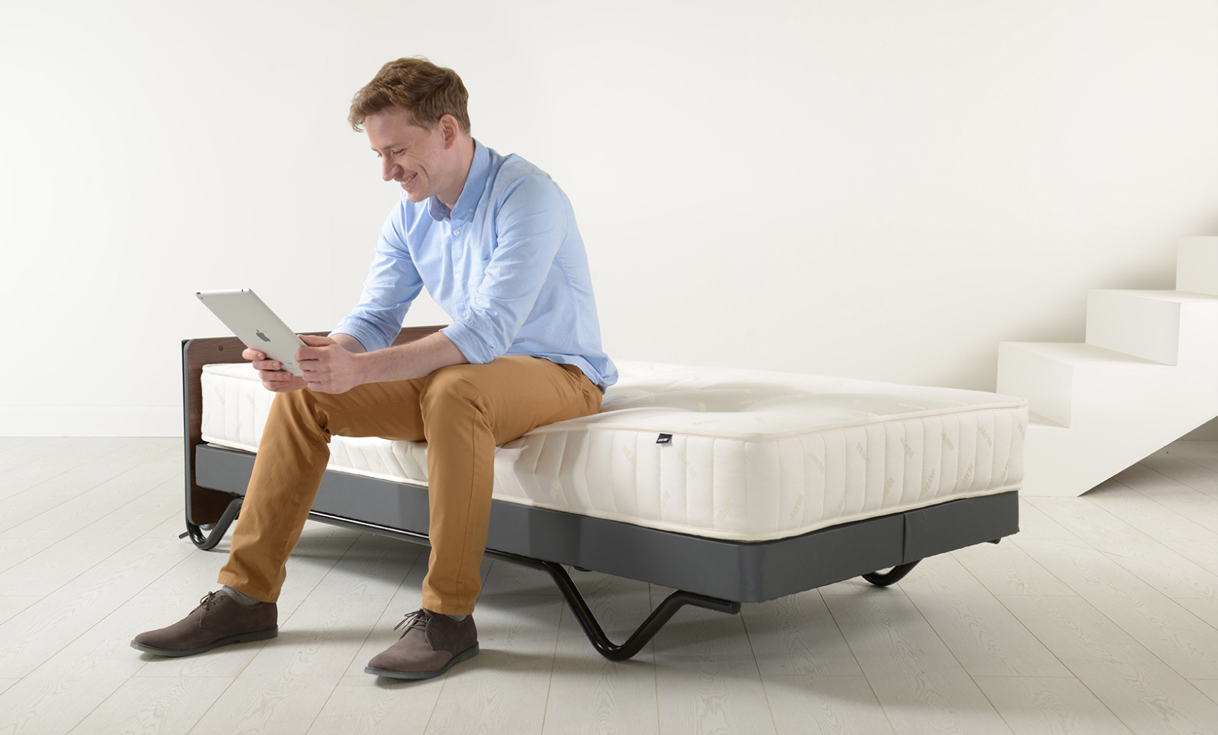Sleep Smart products designed for contract environments.