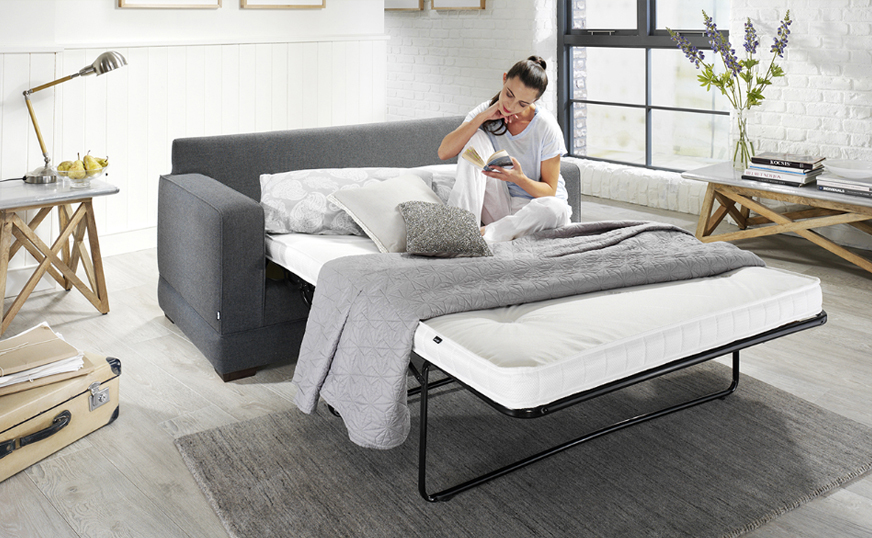 Intelligently designed to provide living and sleep options with Sofas & Upholstery from Jay-Be.