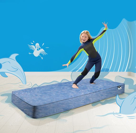 Simply Kids Waterproof Sprung Mattress