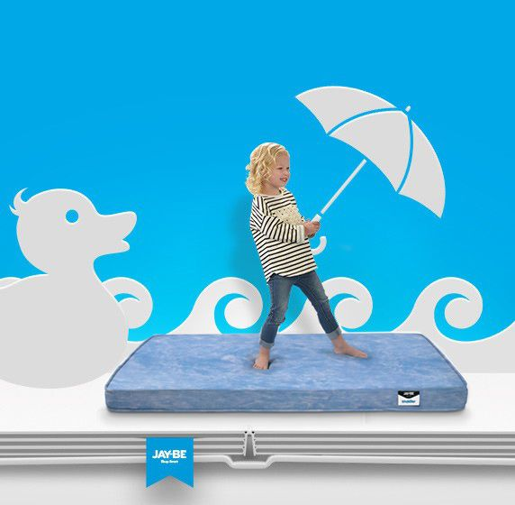Toddler Waterproof Sprung Mattress